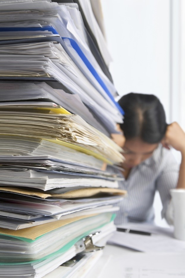 Why document scanning is the solution to your document and record storage problems