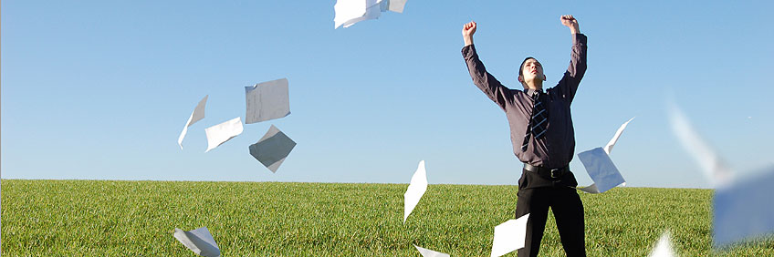 Paperless Office Success