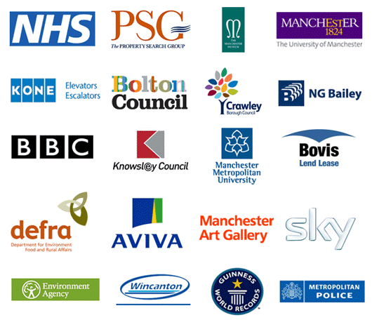 The reputable clients who have trusted us to provide and complete their digitising projects securely.