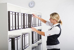 Confidential HR document scanning and management service offered to companies in London and throughout the UK.