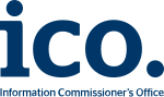 Logo of Information's Commissioners Office who we are registered with to keep up with the standards of information right and data privacy.