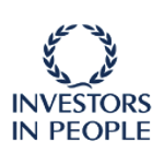 Logo of the investors in people group. We offer our full support to invest in people with employment here at Pearl Scan.