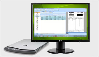 Efficient invoice processing with Pearl Scan's software