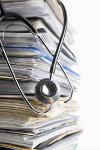 Types of medical records we scan and convert to digital formats to enable medical companies in London and throughout the UK to securely manage and work with their patient files efficiently.