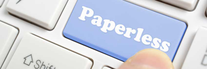 paperless processes