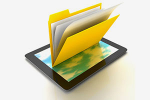 paperless office tablets