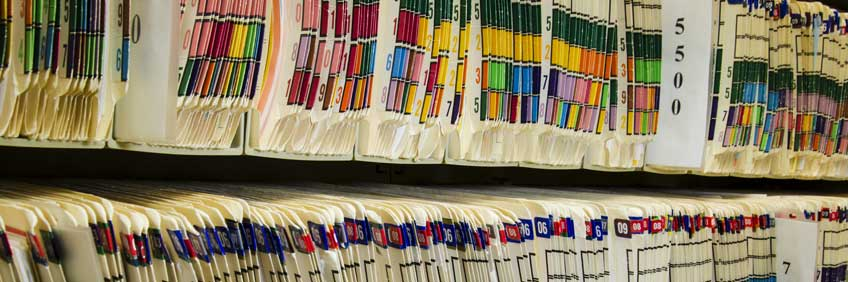 patient records scanning